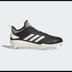 Adidas Adizero Afterburner Adult Men's Black Metal